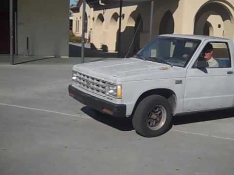 1989 chevy s10 truck parts