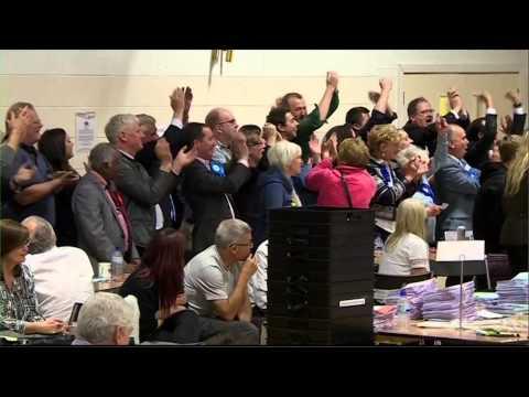 BBC UK Election 2015 Montage