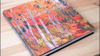 Open Impressionism Vol 2 by Erin Hanson (Book Review)