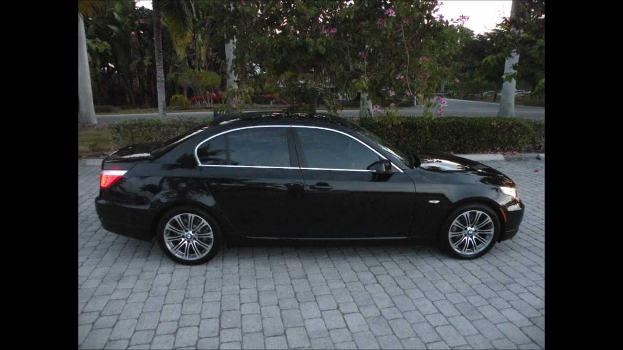 2010 bmw 528i sedan black for sale auto haus of fort myers fl 33908 youtube. Black Bedroom Furniture Sets. Home Design Ideas