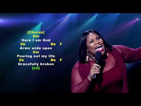 Gracefully Broken Chords  Tasha Cobbs