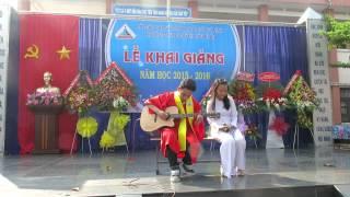 ( Hoàng Yến) Ngây Ngô - Lễ Khai Giảng THPT Nguyễn Hữu Huân