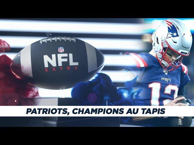 NFL Extra : La chute des Patriots