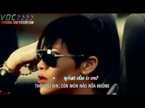 Vietsub + Lyrics Take A Bow  Rihanna