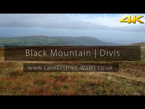 Northern Ireland Walks: National Trust | Black Mountain | Divis (4K/UHD)