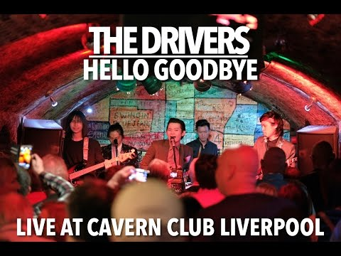 The Drivers - Hello Goodbye (The Beatles Cover) With Thai Traditional Style