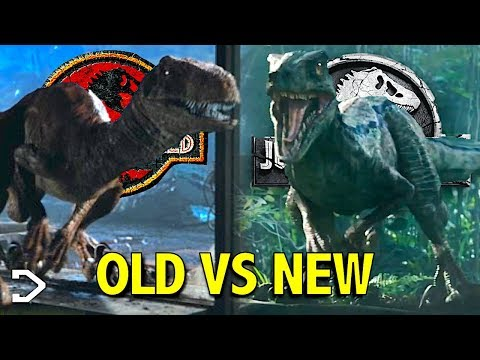Is Jurassic World: Fallen Kingdom's CGI BAD?! - With Klayton Fioriti