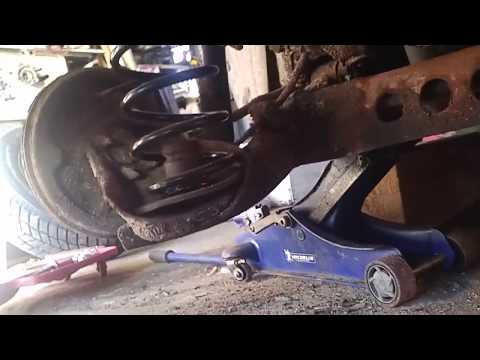 How To Change Coil Springs On Saturn Ion