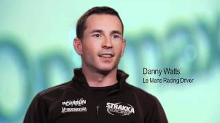 Laser Eye Treatment review by Racing Driver Danny Watts (Optimax)