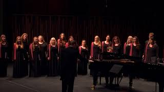 "BYU Singers: ""The Music of Stillness""  by Elaine Hagenberg"