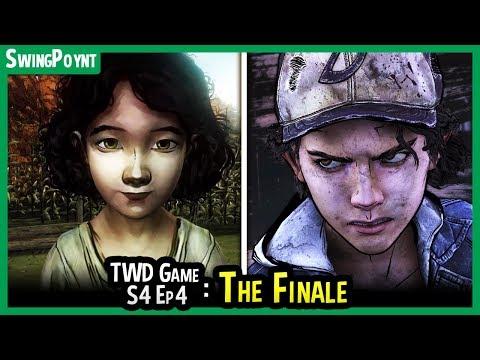 The Walking Dead The Final Season - THE FULL FINALE - (The Walking Dead The Final Season Episode 4)