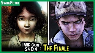 The Walking Dead The Final Season - THE FULL FINALE - (The Walking Dead The Final Season Episode 4)