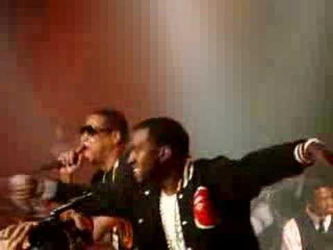 JayZ w Kanye West Roc Boys