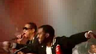 """Jay-Z w/ Kanye West """"Roc Boys"""""""