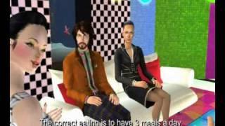 Matheus & Eloisa Talk Show - Ep. 1 (Eating Habit)