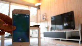 Automatisation domotique et reconnaissance vocale avec Raspberry PI, Siri et Arduino