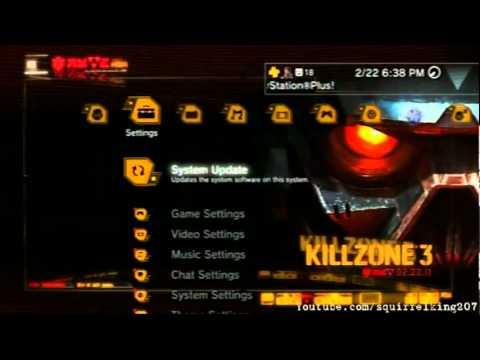 killzone 3 helghast sky dynamic theme