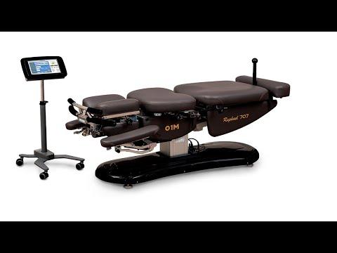 Raphael 707 Chiropractic Table