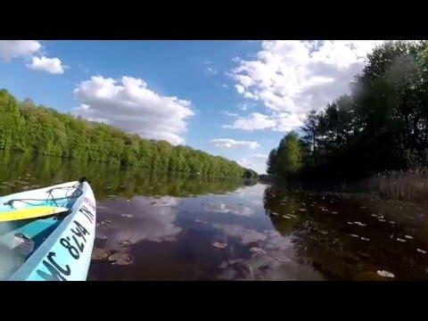 Huron River Kayaking, Ann Arbor, MI