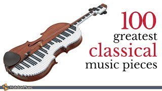 100 Greatest Classical Music Pieces