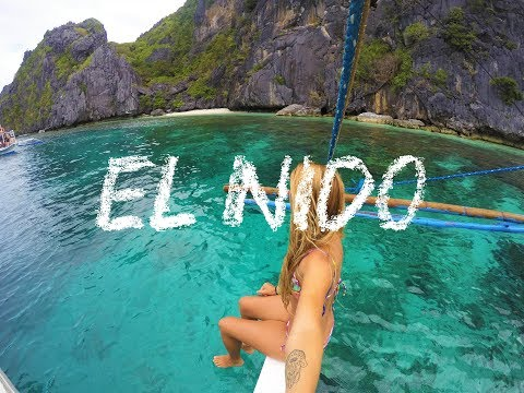 EL NIDO - PALAWAN - THE MOST BEAUTIFUL PLACE IN THE WORLD - FILIPINAS - PHILIPPINES