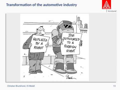 The Digital Transformation Of The Car Industry