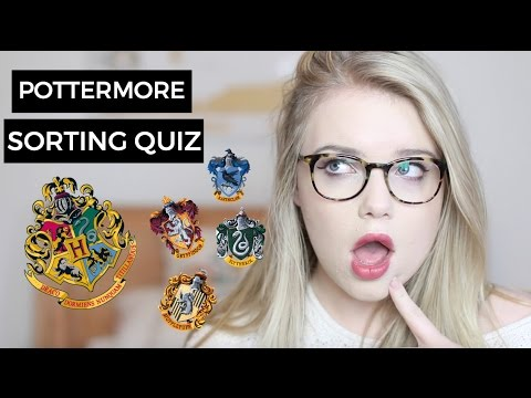 which harry potter house am i in youtube. Black Bedroom Furniture Sets. Home Design Ideas