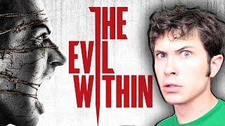 EVIL WITHIN HAUNTED HOUSE!