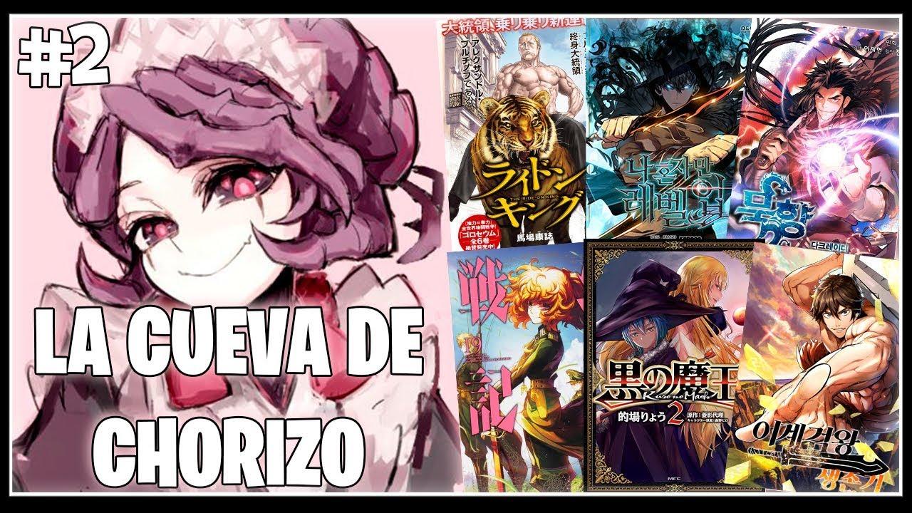 🔴La Cueva de Chorizo - Lista de Mangas #2🔴