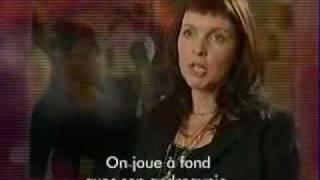 Katherine Moennig Tout sur L - French interview (Part 2)