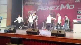 Agnez Mo - Flyin high (opening)@Selecta 14Feb 2015