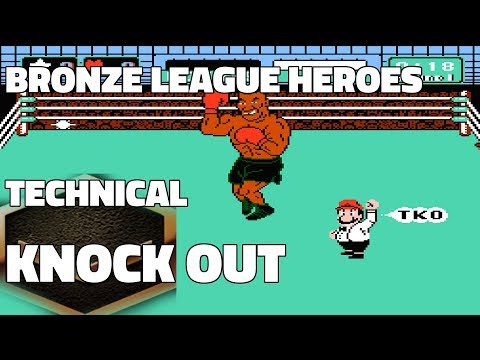 BRONZE LEAGUE HEROES #36 - THIS ONE HURTS TO WATCH - Zenga v xhound