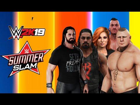 WWE 2K SUMMERSLAM