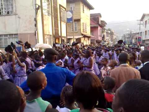 Girls High School Parade II
