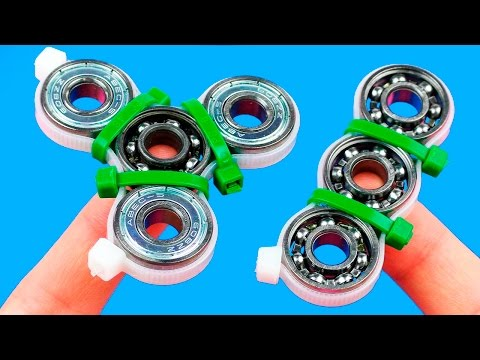 Thumbnail: 2 Amazing Life Hacks or Spinner