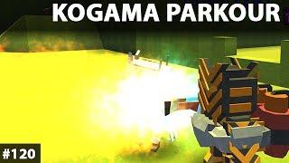 Darmowe Gry Online - Kogama - Kanarkowy Parkour! Coś mega