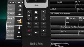 Ziggo Horizon How To's Replay TV