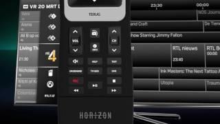 Ziggo Horizon How To's Replay TV