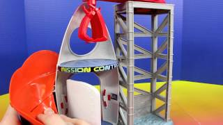 Mickey Mouse & Lightning McQueen Cars Toy Story Buzz Lightyear plays with Custom Disney Pixar Cars