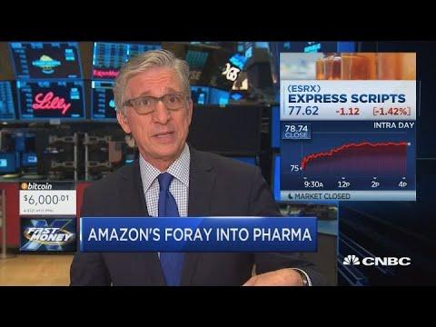 Time to buy pharmacy stocks on Amazon deal news?