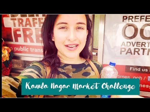 Revia Trivia Takes On The Rs 1000 Challenge In Kamla Nagar