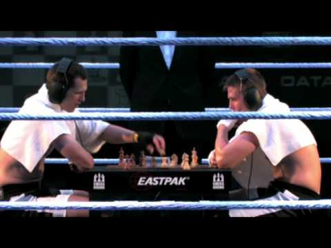 Tim Palmer - Introducing 'Chess Boxing'