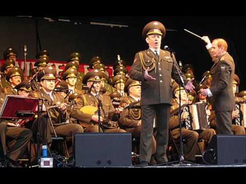 Alexandrov Choir - Song of Volga Boatman