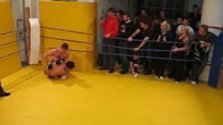 MMA Berlin #12 Janosch Adrian 2-2