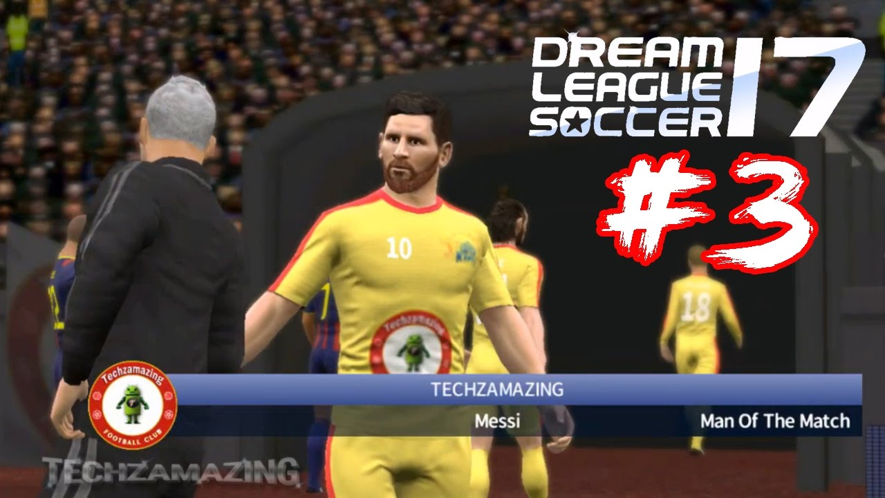 Dream League Soccer 17 apk android, pc et ios