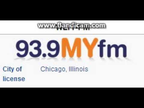 "25 Days of Christmas Radio - Day 21: WLIT-FM: ""93.9 MYfm"" Chicago, IL TOTH ID 12pm CT--12/21/15"