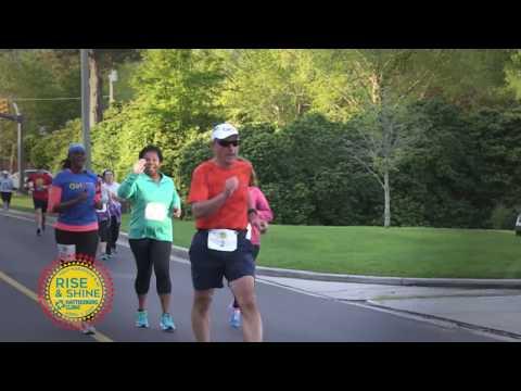 2017 Hattiesburg Clinic Rise & Shine Half-Marathon And 5K