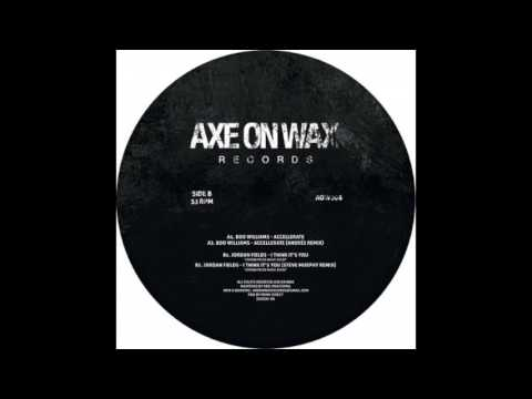 BOO WILLIAMS - ACCELLERATE (ANDRÈS REMIX) (AOW006)