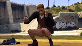 Why is he in EVERY GTA game...? (Lazlow Jones)