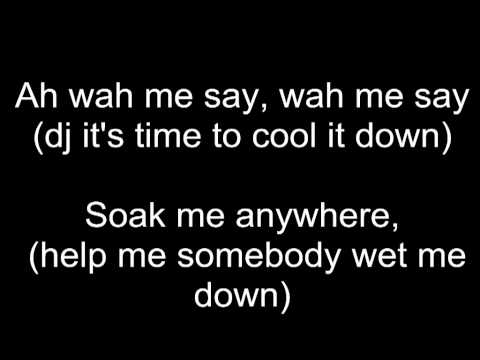 Wet Me - Krosfyah (Lyrics)